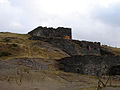 Mine buildings at Cwmnewydion - geograph.org.uk - 285919.jpg