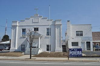 Mineola, New York - Korean and Portuguese churches, Mineola