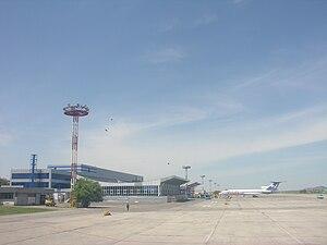 Mineralnye Vody Airport - Image: Mineralnye Vody Airport