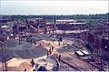 Mini Auditorium Under Construction - Convention Centre Complex - Science City - Calcutta 1994-09-26 - Calcutta 1994-09-26 437.JPG