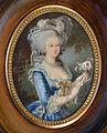 Miniature sur Ivoire Portrait de Marie Antoinette par Elisabeth Vigée Lebrun.JPG