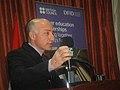 Minister for Higher Education for the Kurdish Region, Professor Dlawer Al'Aldeen (4332453494).jpg
