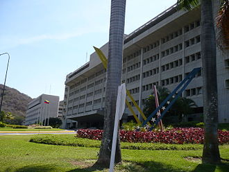 National Bolivarian Armed Forces of Venezuela - Ministry of Defense in Caracas.