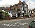 Minstrels Sporting Bar, Caerleon - geograph.org.uk - 1714736.jpg