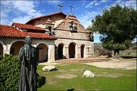 Mission San Antonio de Padua modern.jpg