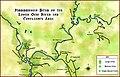 Mississippian sites on Lower Ohio Map HRoe 2010.jpg