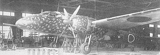 Mitsubishi Ki-67 - Ki-109.