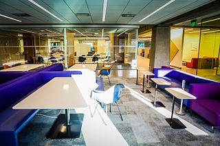 Moffitt Library university library