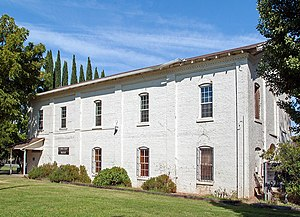 National Register of Historic Places listings in Tehama County, California - Image: Molino Lodge