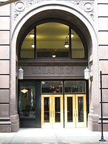 Metcalfe Federal Building Food Court