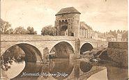Monnow Bridge & Gatehouse - 1915