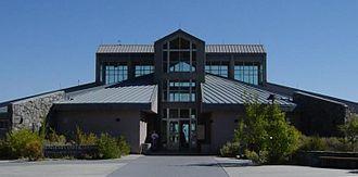 Mono Basin National Scenic Area - Mono Basin National Forest Scenic Area Visitor Center