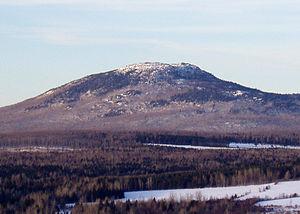 Mont Ham - Image: Mont Ham (Québec)