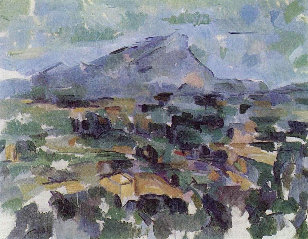 Montagne Sainte-Victoire, par Paul Cézanne 110.jpg