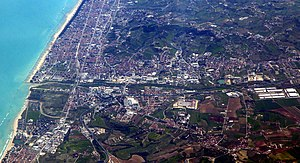 Montesilvano - Aerial view