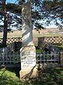 Monument închinat lui Ion Ionescu de la Brad.JPG
