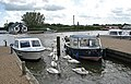 Moorings on the River Thurne - geograph.org.uk - 806237.jpg