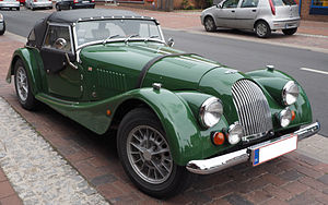 Morgan Plus 8 - Morgan Plus 8