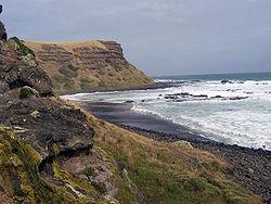 A beach on the Mornington Peninsula