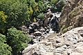 Morocco Toubkal National Park Imlil Valley Oued Rheraya Waterfall.jpg