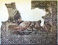 Mosaico con la nereide thetis adagiata su un tritone, dalle grandi terme, 325-50 dc ca. 01.jpg