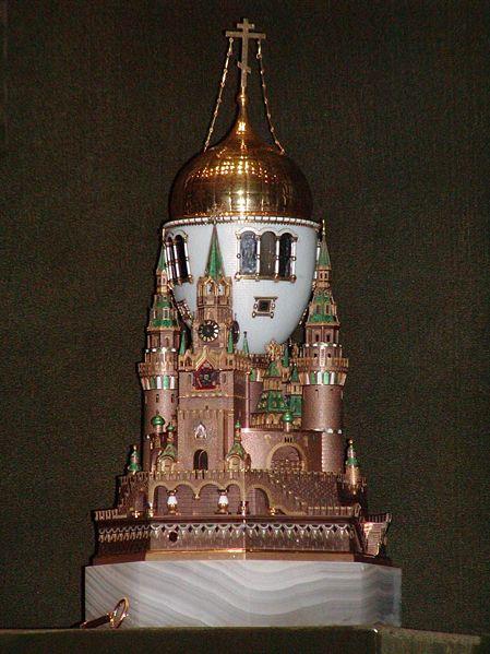 Huevo de Fabergé 449px-Moscow_Kremlin_Egg