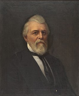 Moses M. Strong American politician
