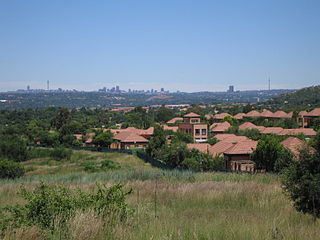 Randburg Place in Gauteng, South Africa