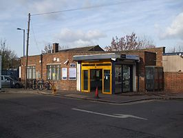 Mottingham station building.JPG