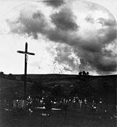 May 8: Mount Pelée erupts.