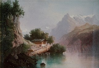 Mountain Landscape I