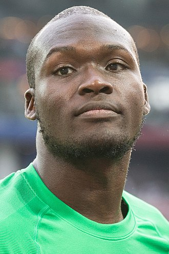 Moussa Sow - Sow with Senegal at the 2018 FIFA World Cup