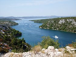 Mouth of Krka.JPG