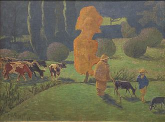 Corydon (character) - Corydon the Shepherd by Paul Sérusier.