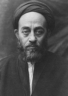 Muhammad Husayn Tabatabai Iranian philosopher