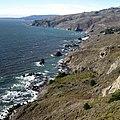 Muir Beach, Калифорния, Соединённые Штаты Америки - panoramio.jpg