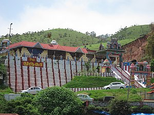 Mattupetty Dam - Om Saravana Bhavan Temple at Munnar in Idukki, Kerala