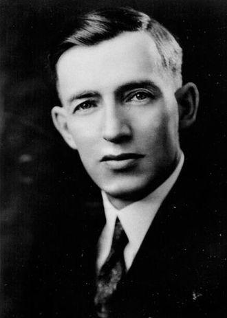 Progressive Conservative leadership convention, 1942 - Image: Murdoch Alexander Mac Pherson