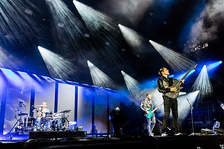 Muse (band) English rock band