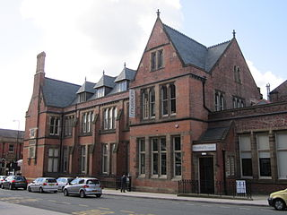 Museum of Wigan Life centre in Wigan, Greater Manchester, England