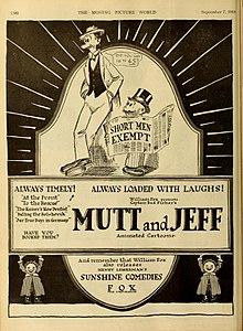 mutt and jeff wikipedia