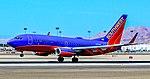N291WN Southwest Airlines Boeing 737-7H4 s n 32539 (42922796892).jpg