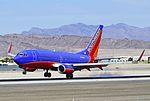 N703SW Southwest Airlines 1997 Boeing 737-7H4 C-N 27837 (5594698220).jpg