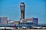 N923AN American Airlines 1999 Boeing 737-823 - cn 29524 - 405 (27344548682).jpg