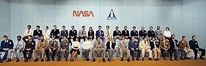 NASA Astronaut Group 8 - 500 px