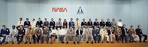 NASA Astronaut Group 8