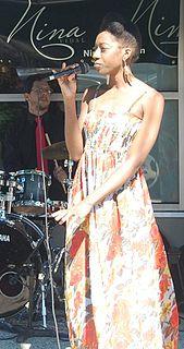 Nina Vidal American singer-songwriter