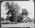 NORTH SIDE - Lowndes County Courthouse, Washington Street at Town Square, Hayneville, Lowndes County, AL HABS ALA,43-HAYVI,1-4.tif