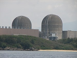 Maanshan Nuclear Power Plant - Image: NP3 in Taiwan