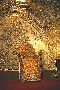 Naderi Throne